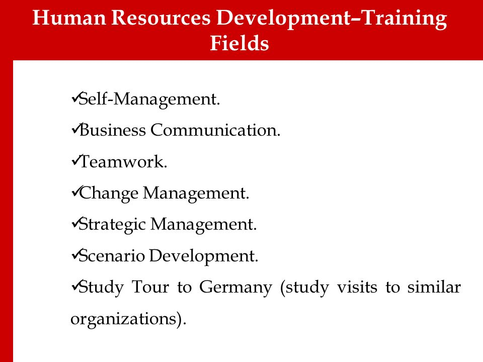 Self-Management. Business Communication. Teamwork.