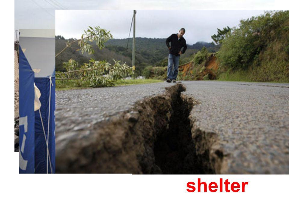 earthquake crack lie in ruins rescue... destroy useless survivor shelter