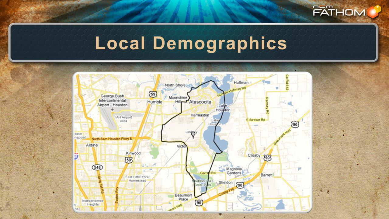 Local Demographics