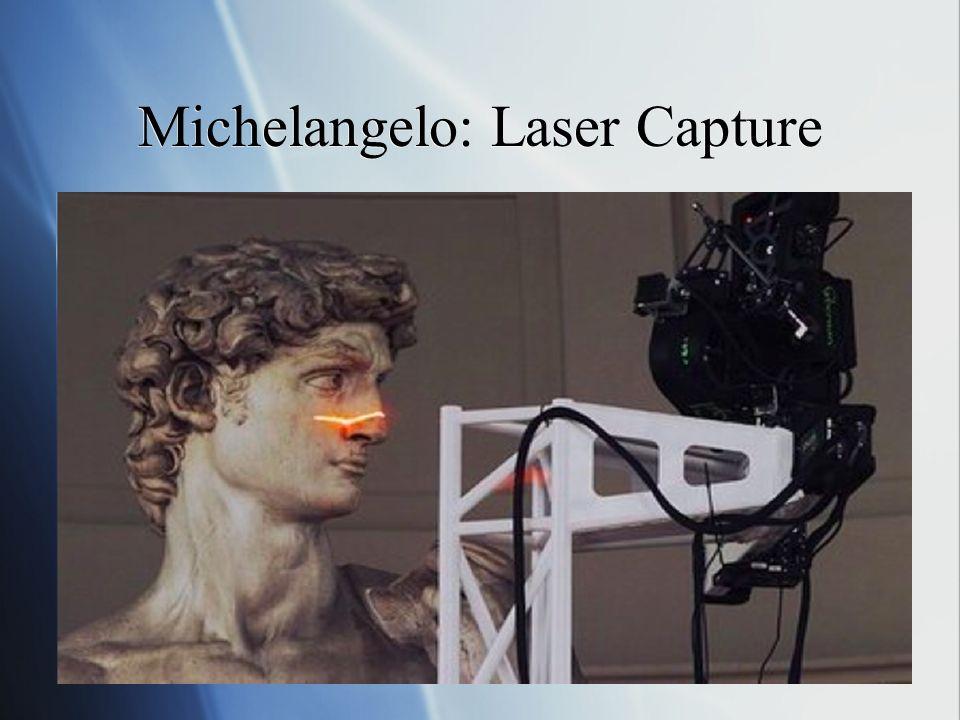 Michelangelo: Laser Capture