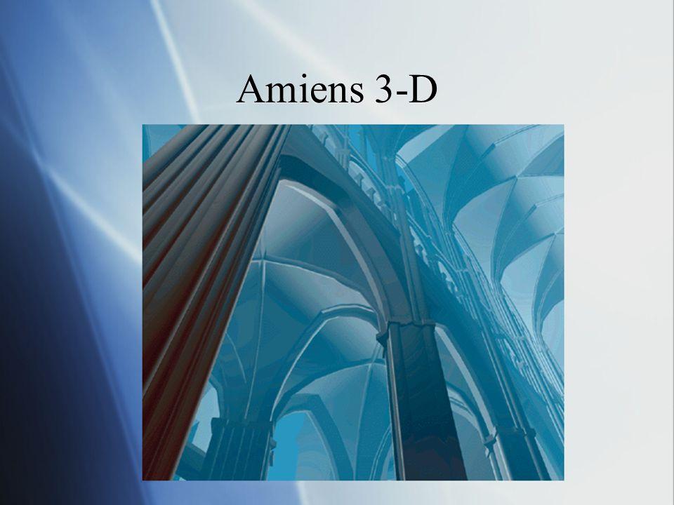 Amiens 3-D