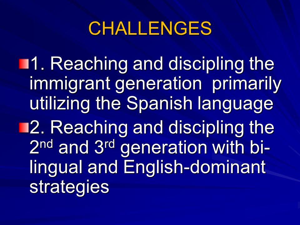 CHALLENGES 1.