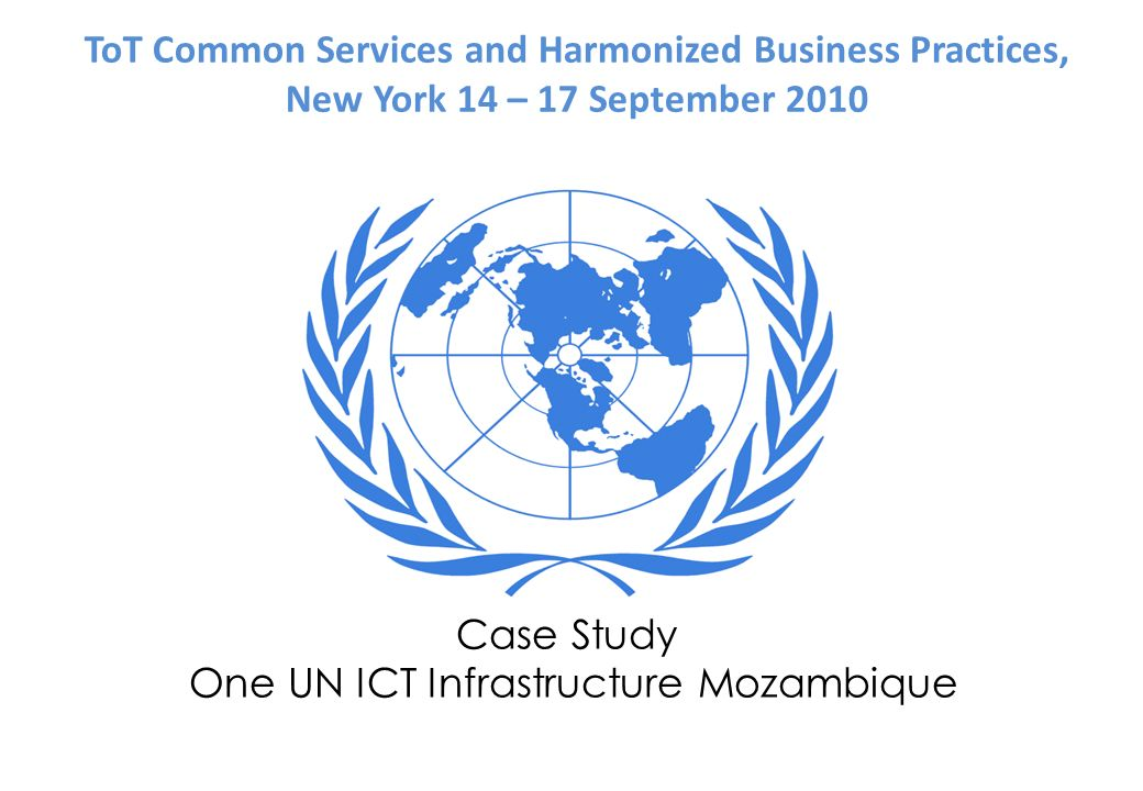 Establishing Common ICT System: Legal Aspects RC Payment and Collection Agency UNDP Service Agency WFP Customer Agency 2 Customer Agency 3 Customer Agency 1 Customer Agency ….