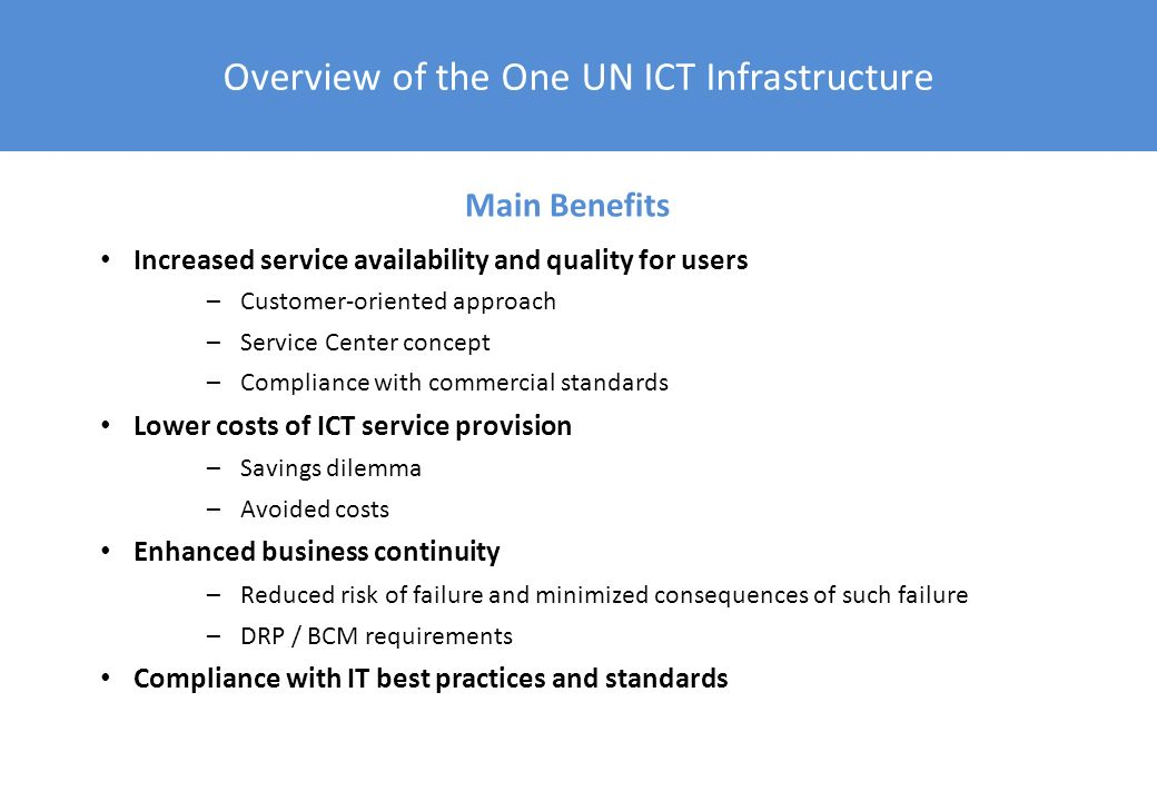 Feasibility Study ICT cost per number of users per agency US$ Users