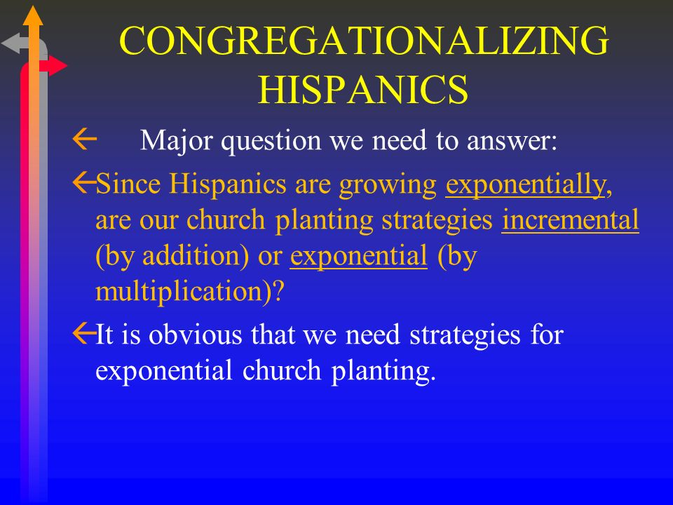 Changing Faiths: Latino and Religious the Transformation of American Religion ßEthnic oriented worship combined with the rapid growth of the Hispanic population leave little doubt that a detailed understanding of the religious faith among Latinos is essential to understanding the future of this population as well as the evolving nature of religion in the United States (p.