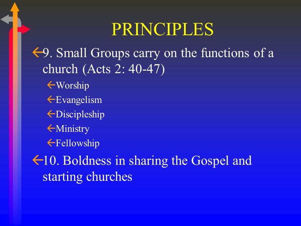 PRINCIPLES ß7.