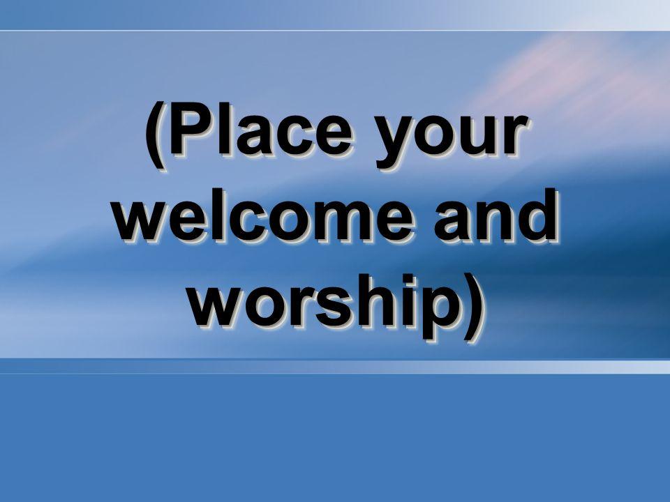 Concert of Prayer PrayerforHealing PrayerforHealing
