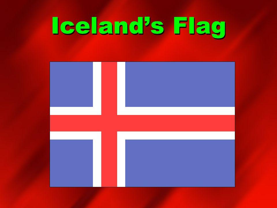 Icelands Flag