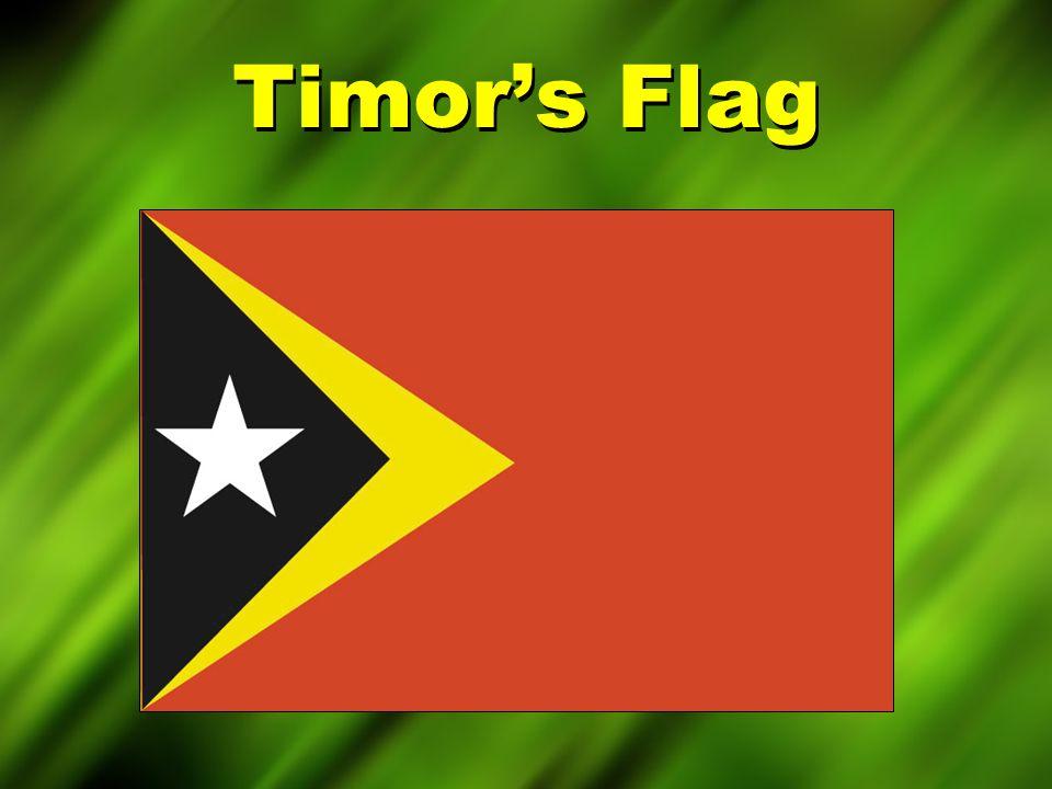 Timors Flag