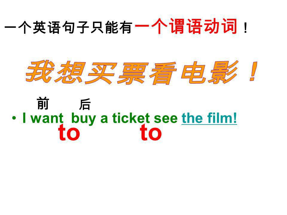I want buy a ticket see the film! to