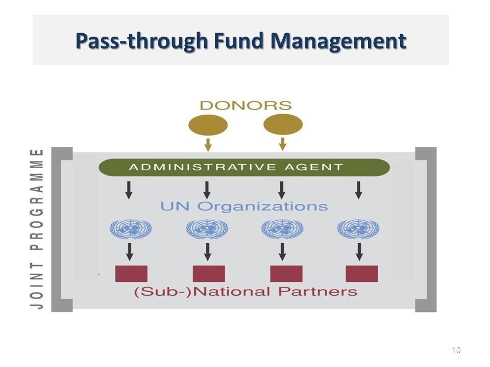 Pass-through Fund Management 10