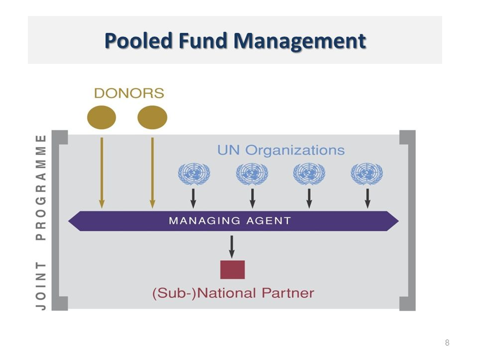 Pooled Fund Management 8