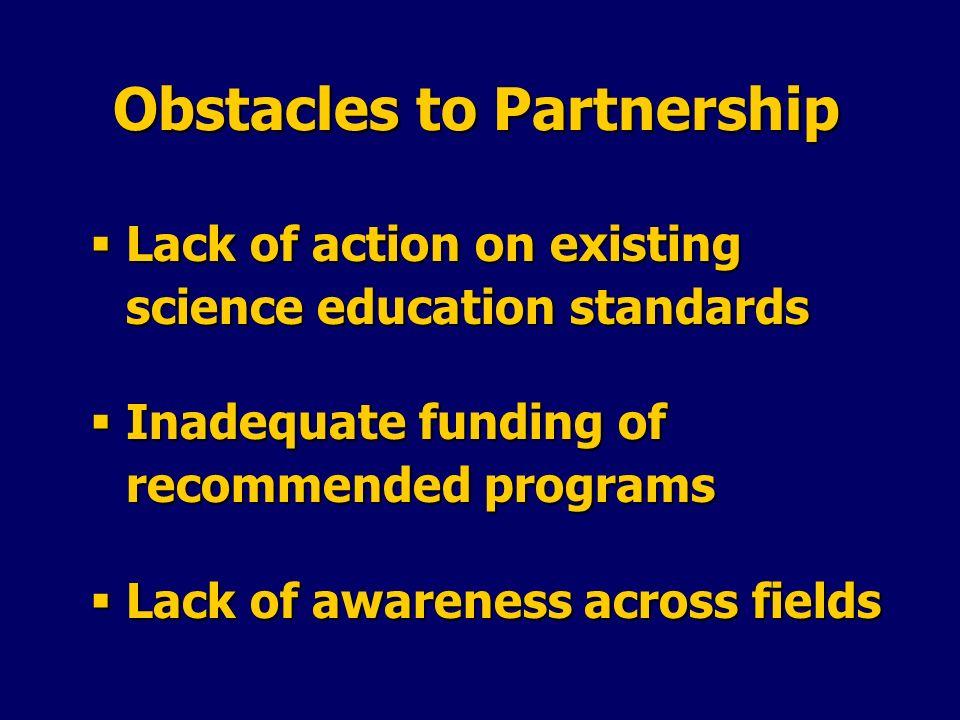 Fostering Partnerships Partnerships wanted Partnerships wanted Adult education programs Adult education programs Health systems Health systems Adult learners Adult learners