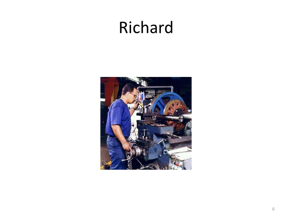 Richard 6
