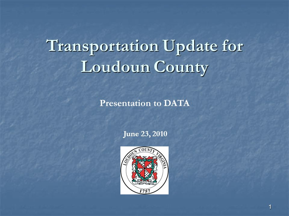 2 Background Countywide Transportation Plan (CTP) review required every 5 years by State Code Countywide Transportation Plan (CTP) review required every 5 years by State Code Previous CTP adopted by County in 2001 Previous CTP adopted by County in 2001 CTP Update initiated in October 2005 CTP Update initiated in October 2005 Funding approved in January 2006 Funding approved in January 2006 Contract awarded to consultant in June 2006 Contract awarded to consultant in June 2006 Initial findings presented to PC/BOS in May 2007 Initial findings presented to PC/BOS in May 2007 Review put on hold due to BOS transition; re- initiated in January 2009 Review put on hold due to BOS transition; re- initiated in January 2009