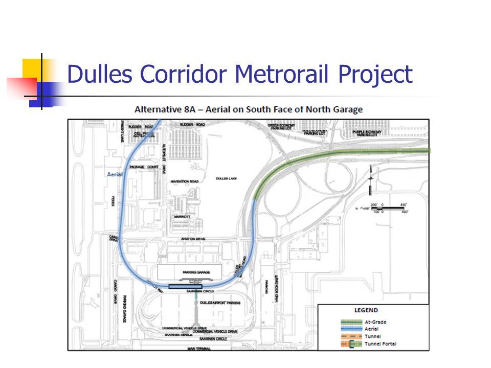 Dulles Corridor Metrorail Project