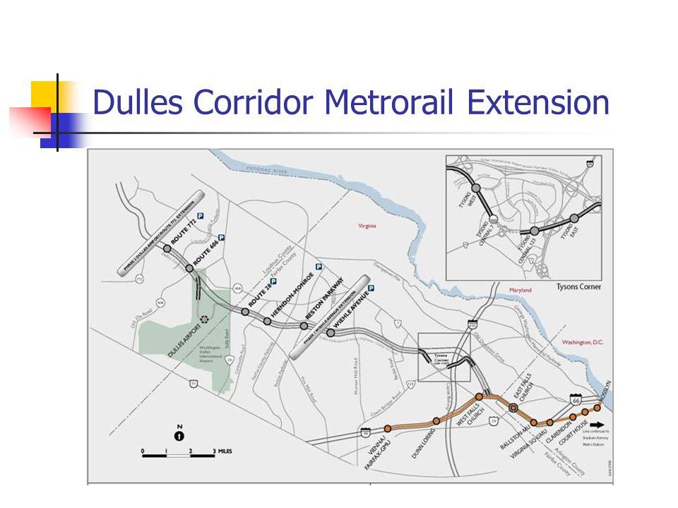 Dulles Corridor Metrorail Extension