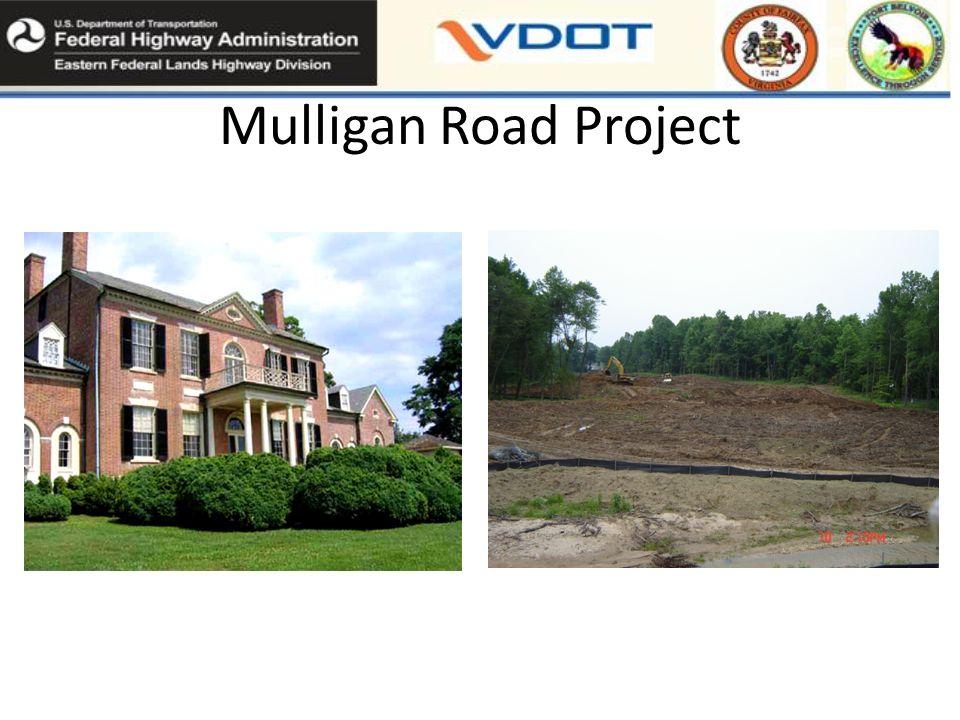 Mulligan Road Project
