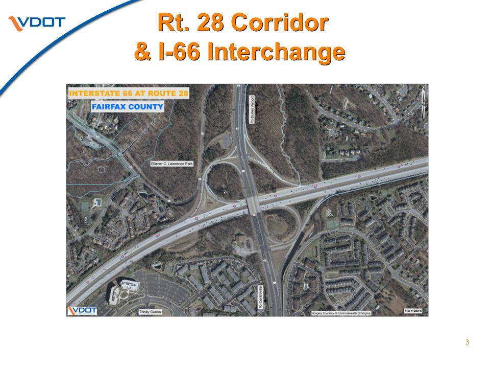 3 Rt. 28 Corridor & I-66 Interchange