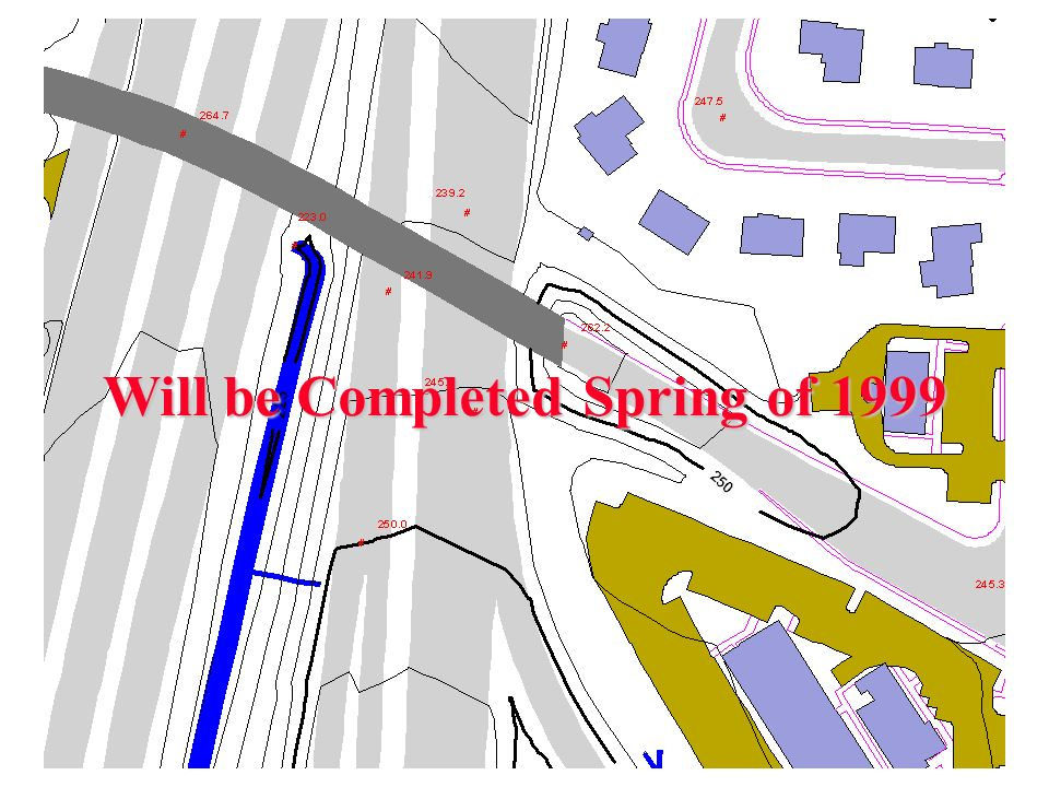 Will be Completed Spring of 1999