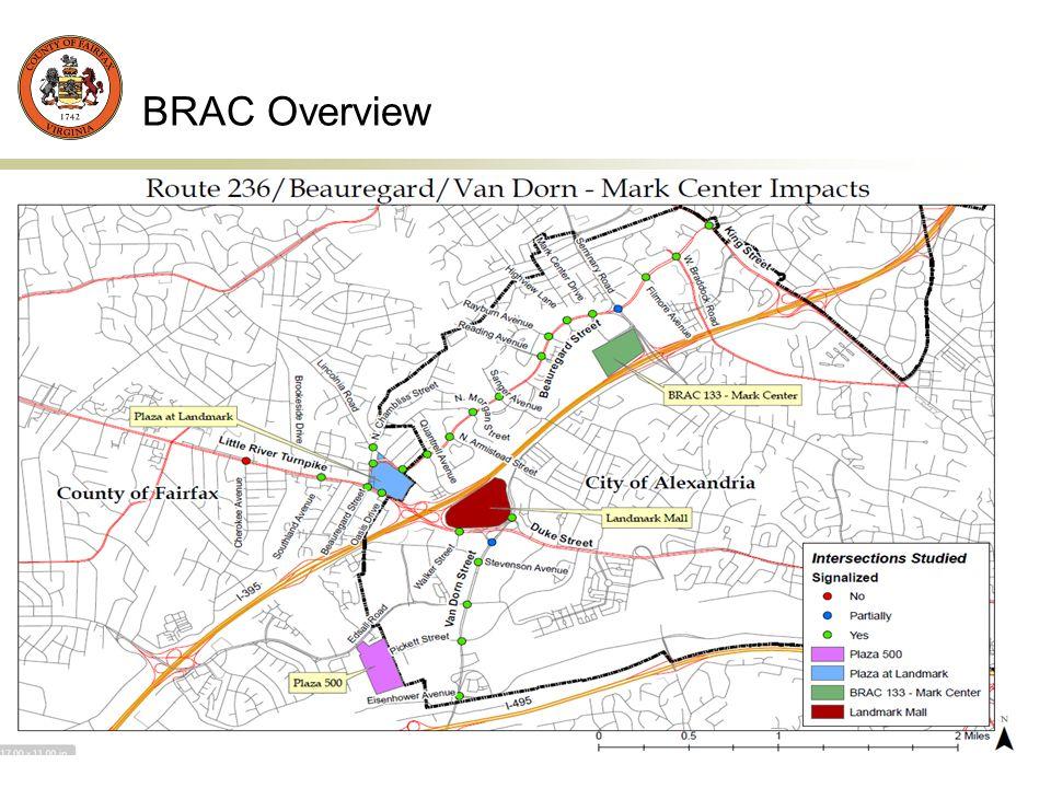 11 BRAC Overview