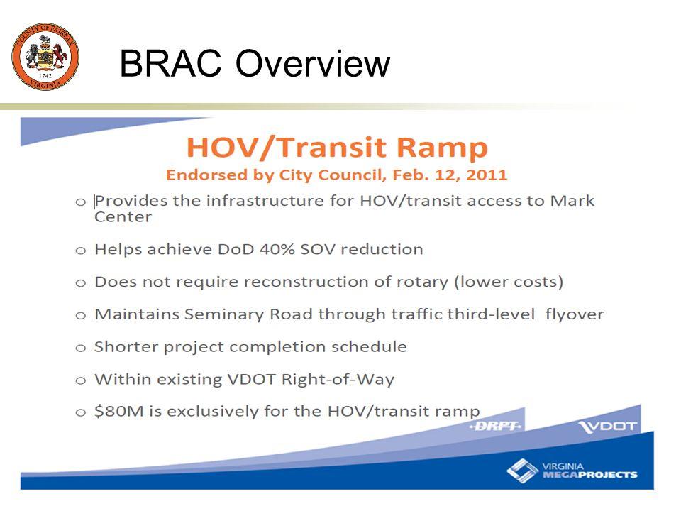 6 BRAC Overview