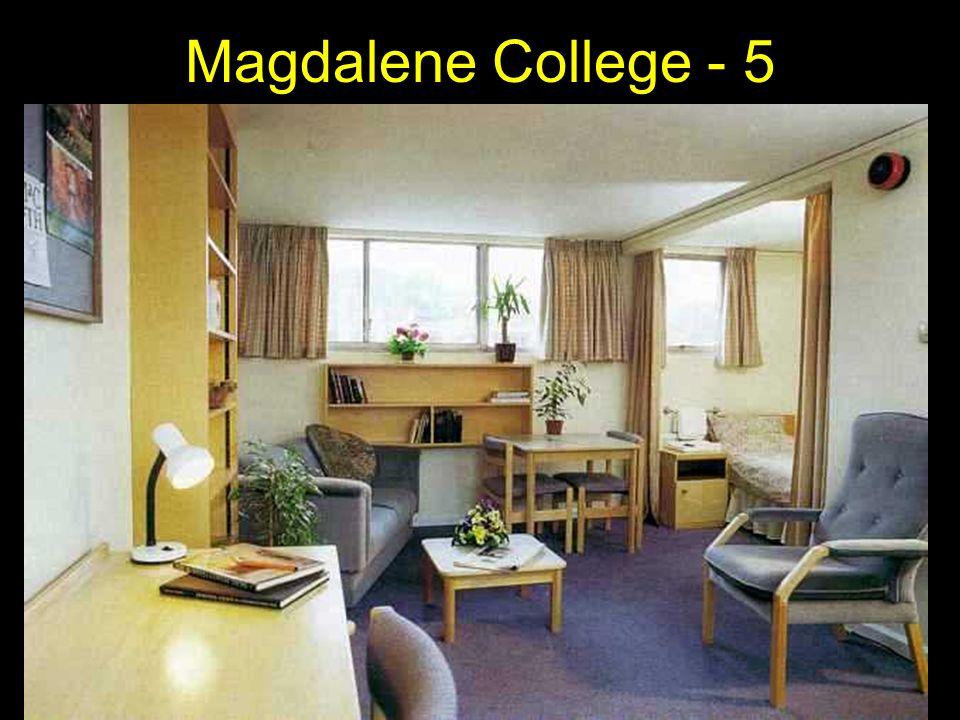 Magdalene College - 5