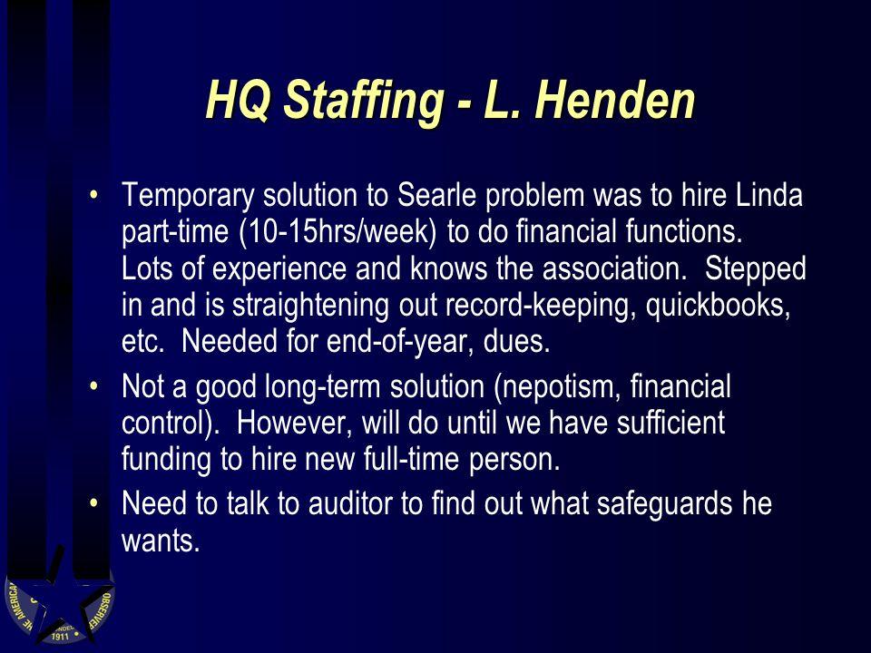 HQ Staffing - L.