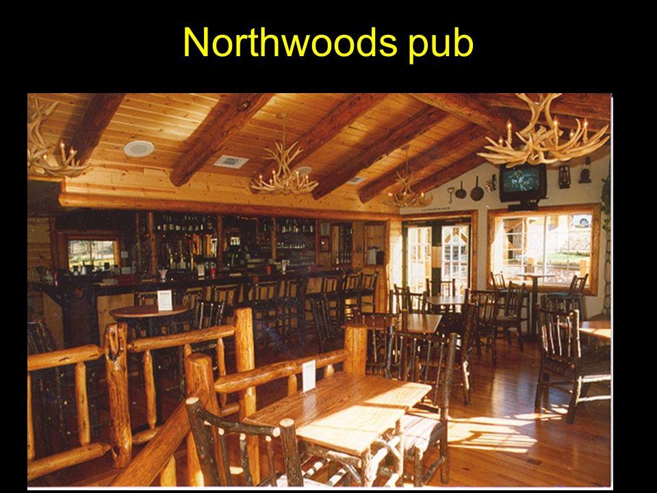 Northwoods meeting space