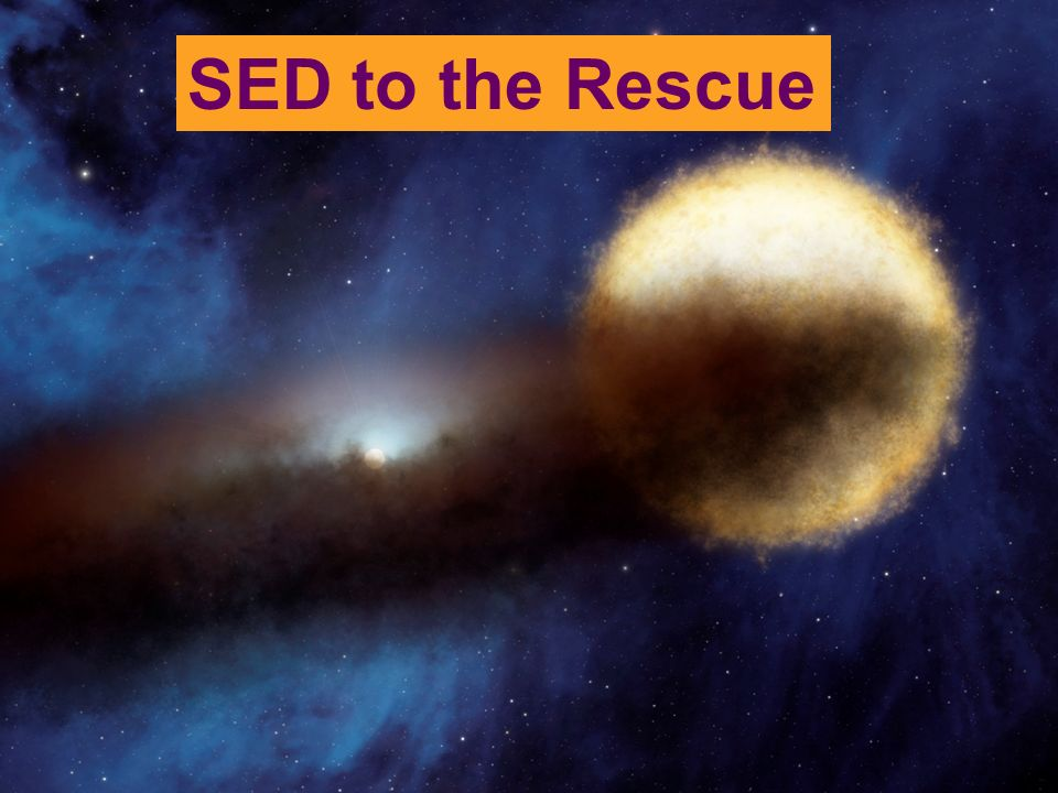 SED to the Rescue