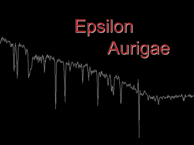 Epsilon Aurigae Aurigae