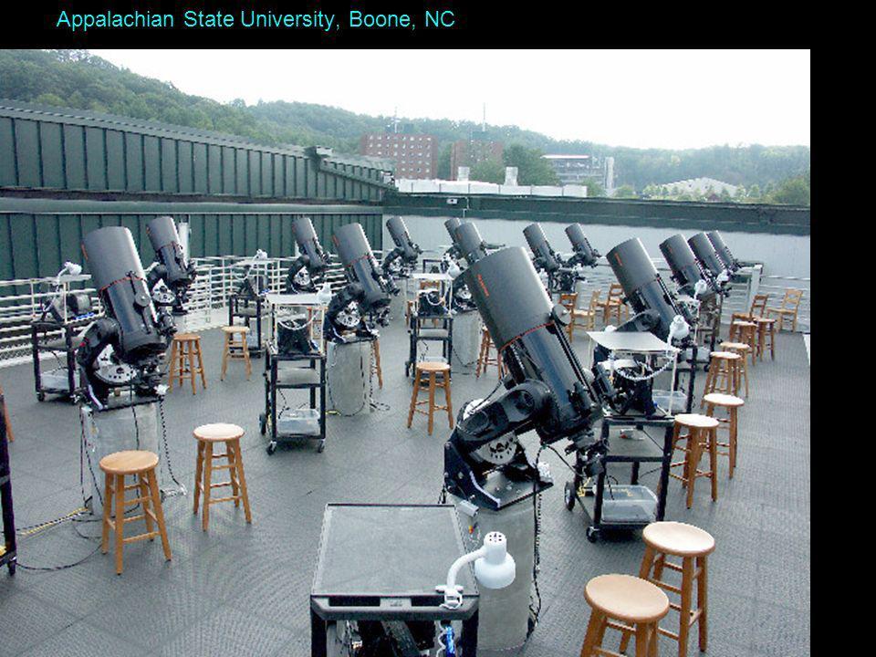 Appalachian State University, Boone, NC