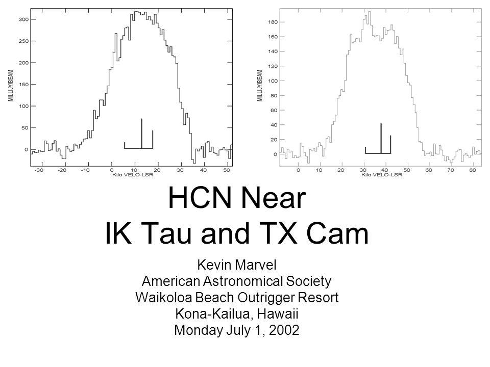 TX Cam – SiO masers Diamond et al. Maser Animation