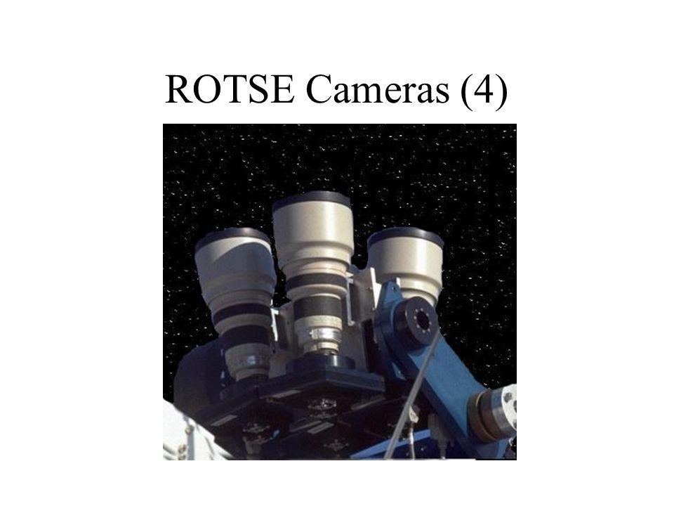 ROTSE Cameras (4)
