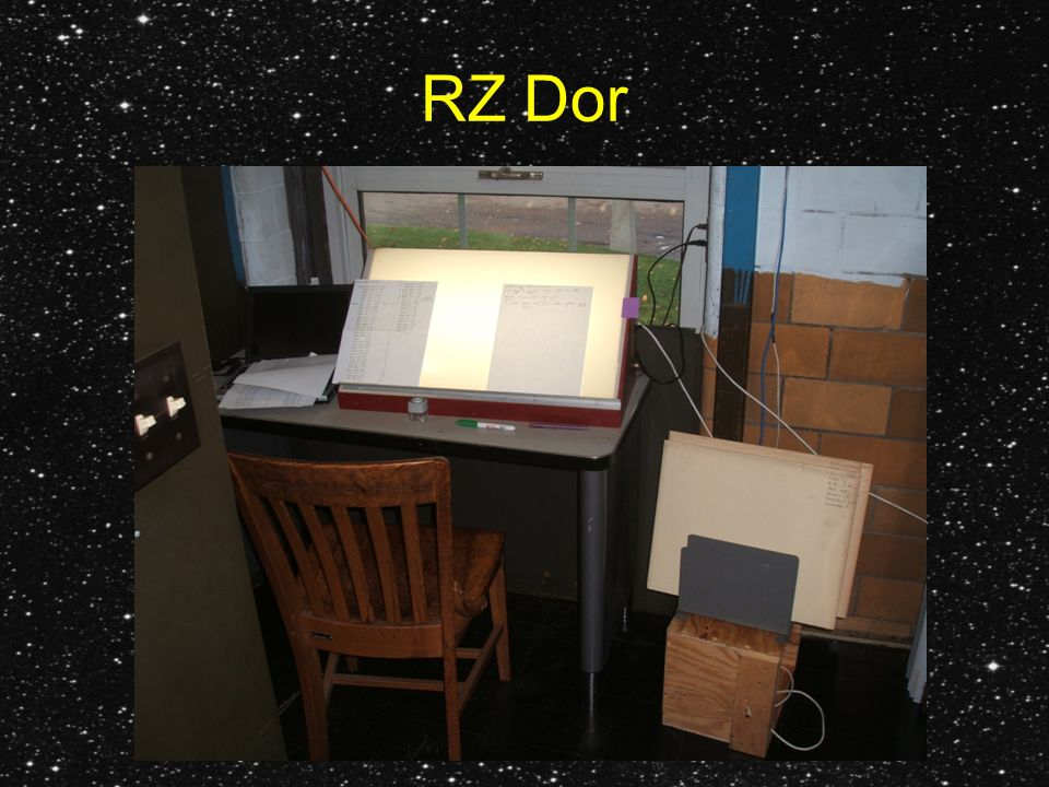 RZ Dor