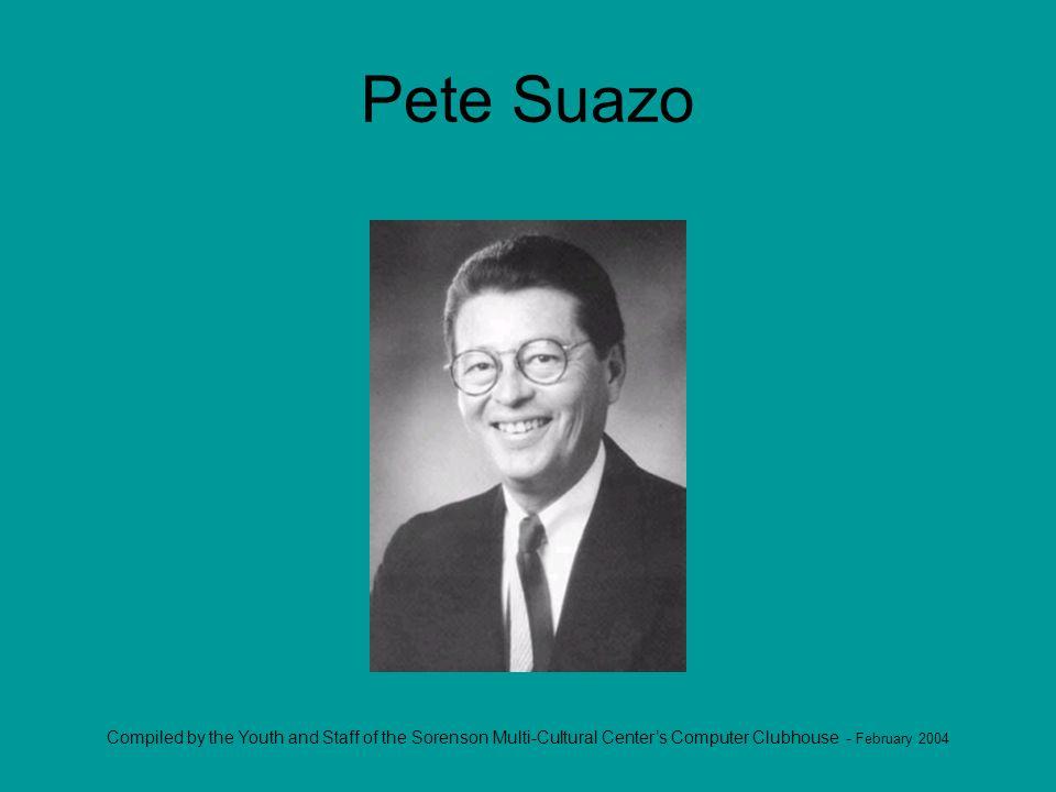 Pete Suazo