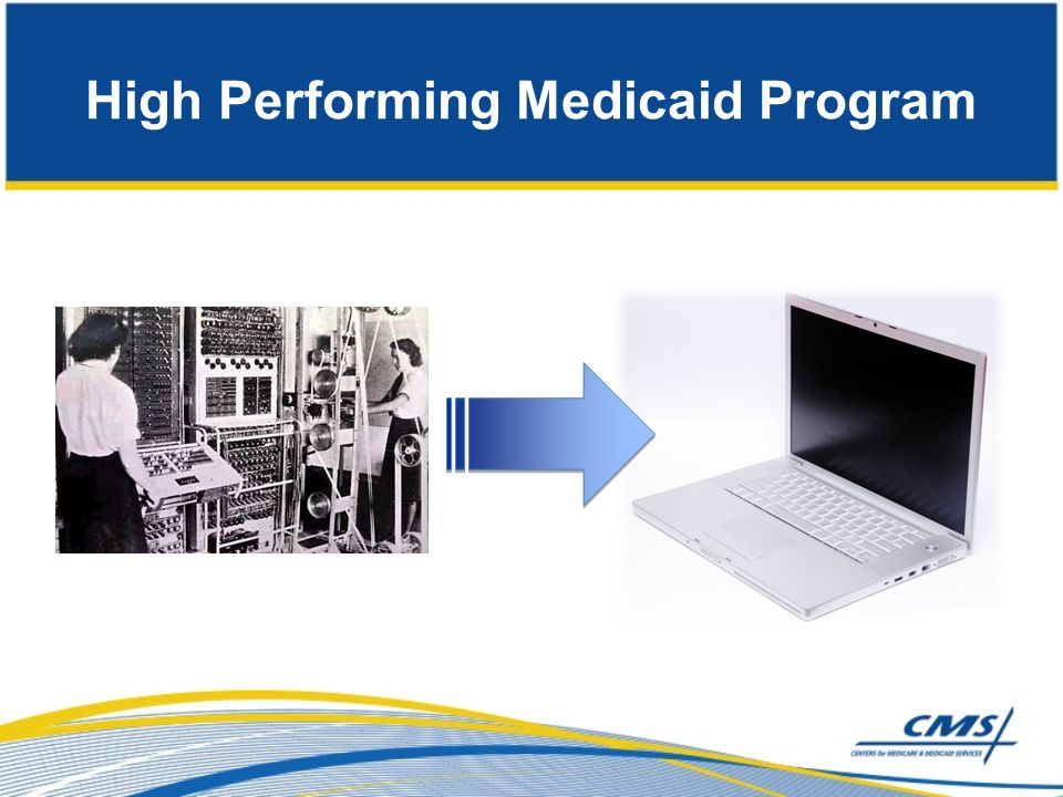 High Performing Medicaid Program