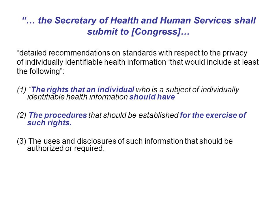 Why Does Health Data Even Exist.