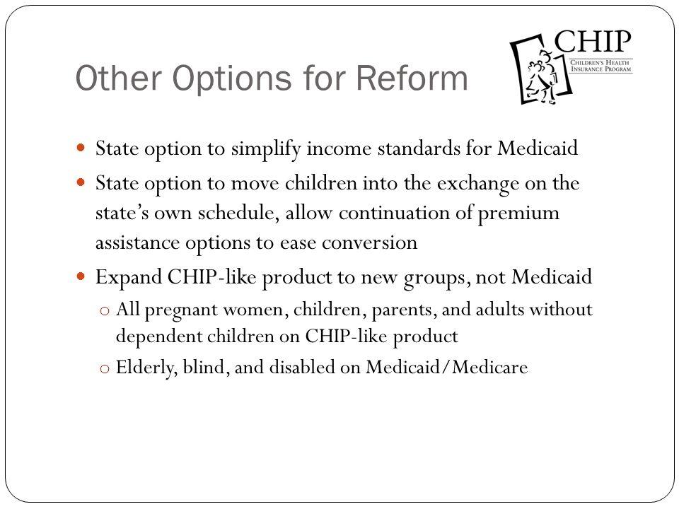 Nate Checketts CHIP Director Utah Department of Health 801-538-6043 nchecketts@utah.gov CHIP Children s Health Insurance Program