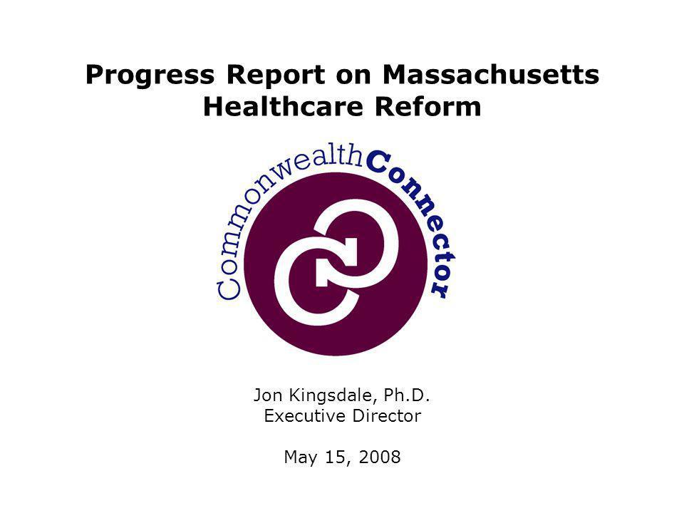 Jon Kingsdale, Ph.D.
