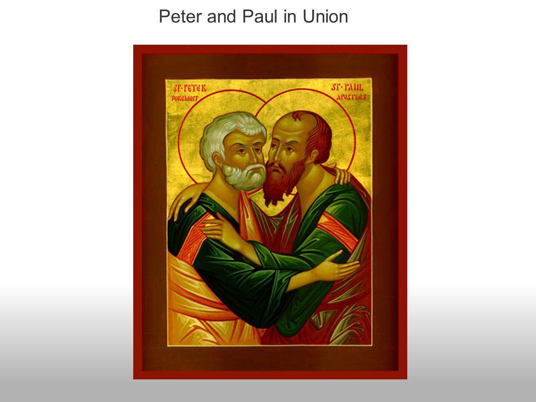 Peter and Paul in Union