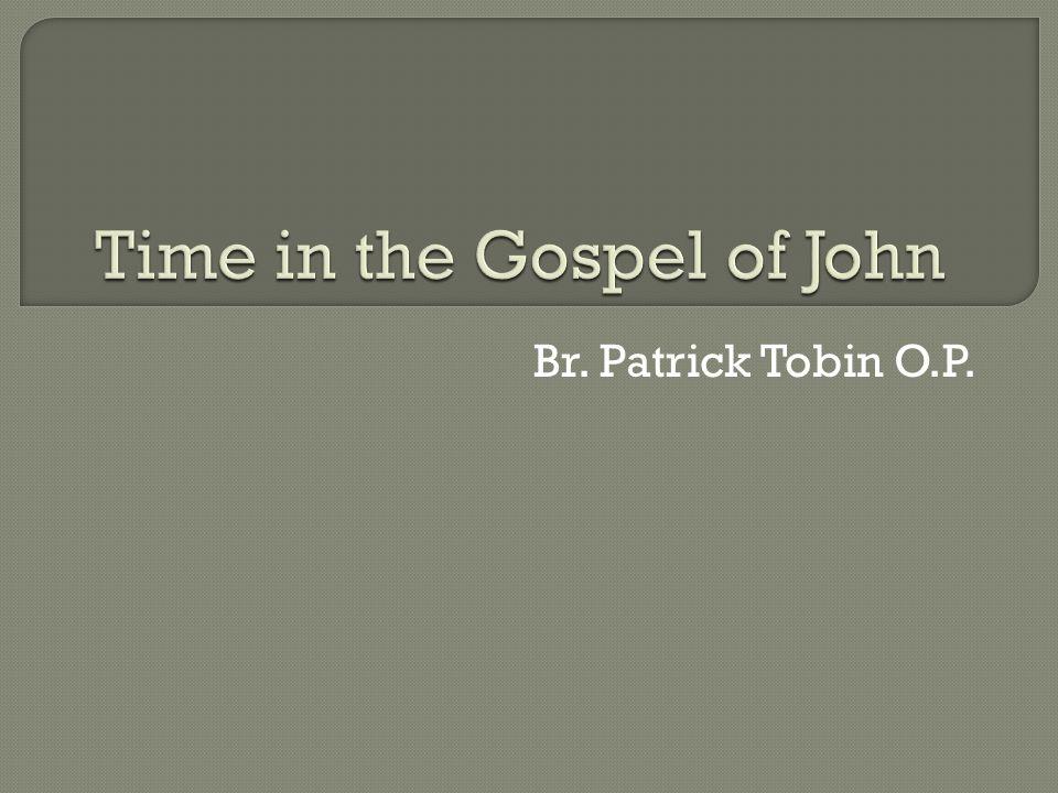 Br. Patrick Tobin O.P.
