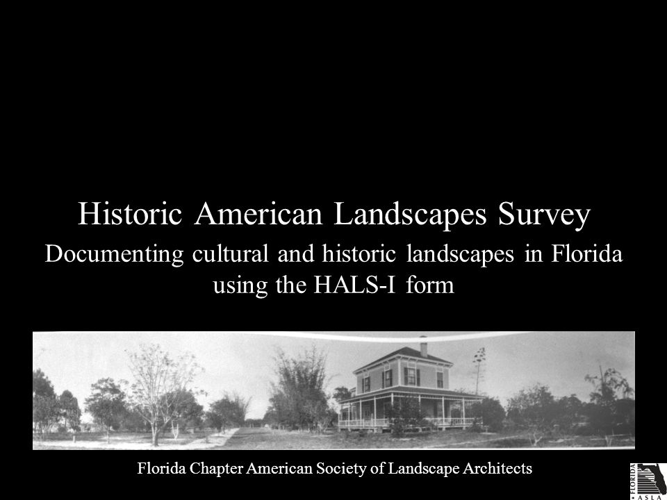 Created and Produced by David Driapsa, ASLA Chair, FLASLA HALS Subcommittee Florida Chapter of The American Society of Landscape Architects Naples Hotel Kitchen Gardens Naples-on-the-Gulf, Florida