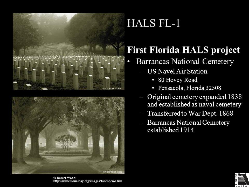 HALS-I Form Page 3 / Question 2 Enter image captions and citations –Photo descriptions –Photographer –Date –Etc.