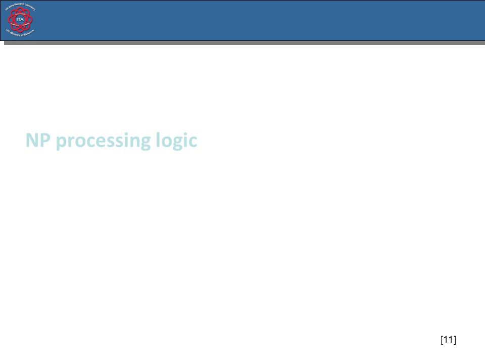 [11] NP processing logic