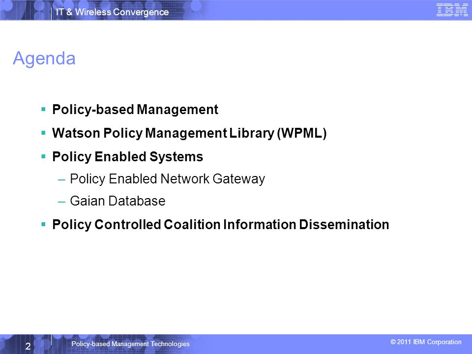 Analyst queries for additional information - Policy restricting access to SIGINT sources only is still applied With policy applied – Find telephone numbers linking named individuals and SigInt reports that describe the communication The result returns list of phone numbers and associated SIGINT reports from across the distributed data sources