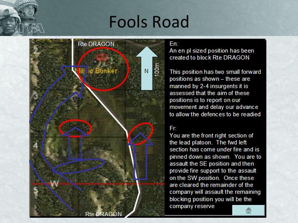 Fools Road