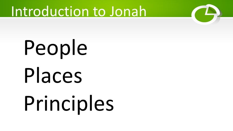 Jonah People