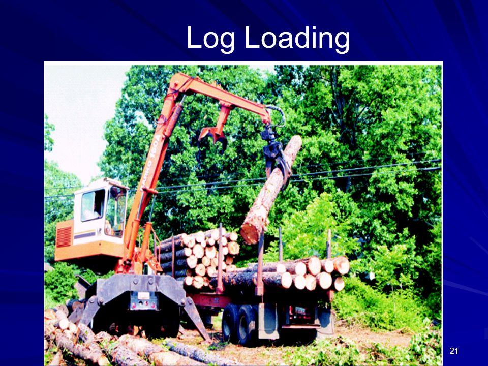 21 Log Loading