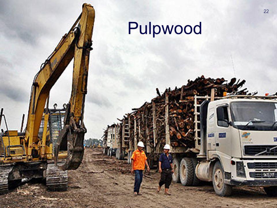 22 Pulpwood